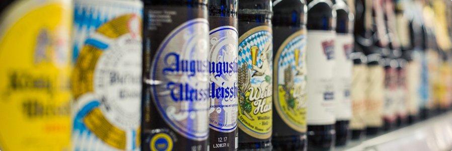 Bier - Getränke Braun